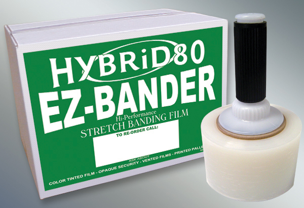 Hybrid80 Prestretched Banding Film