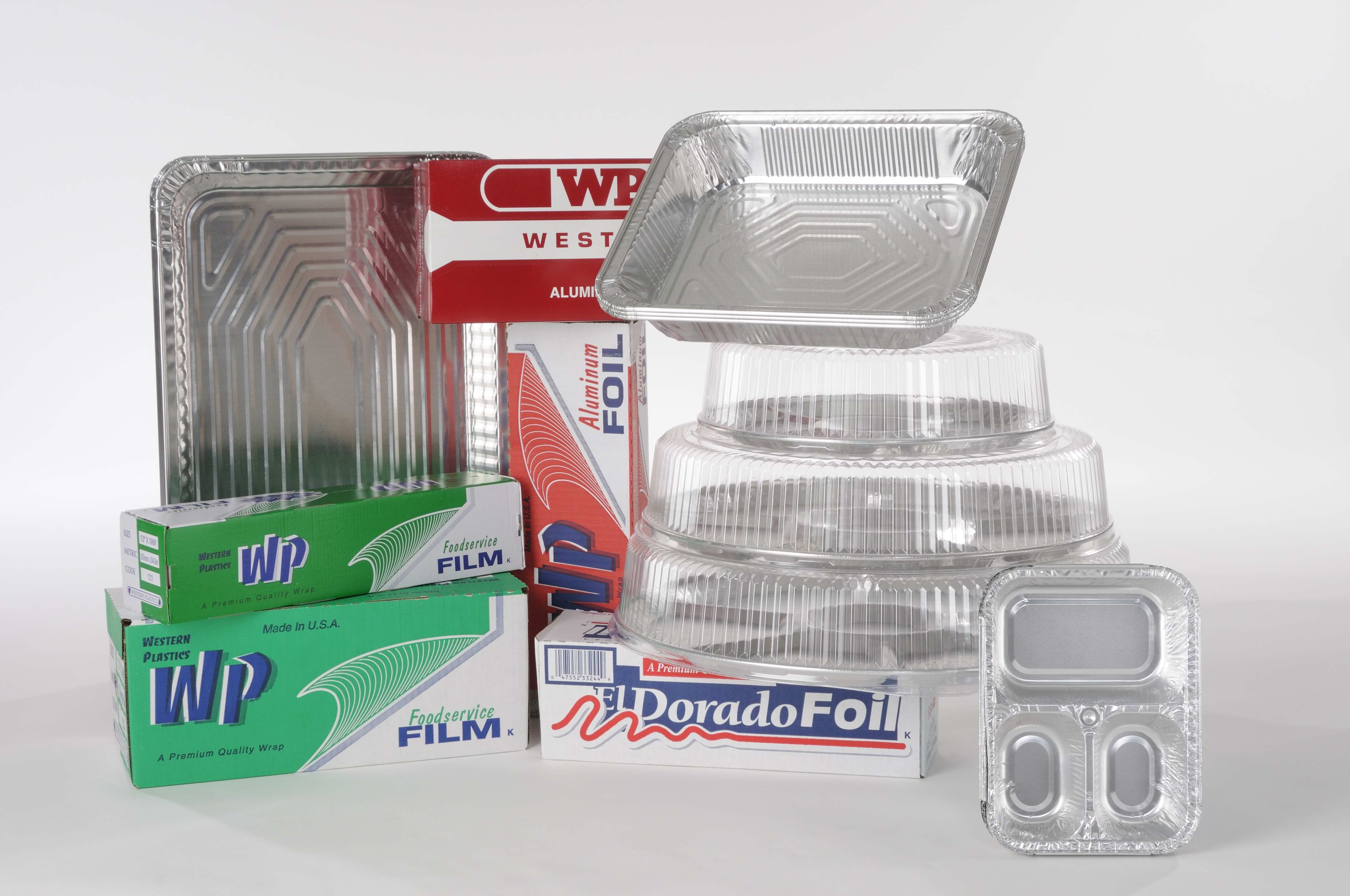 Mixed Foodservice Packaging