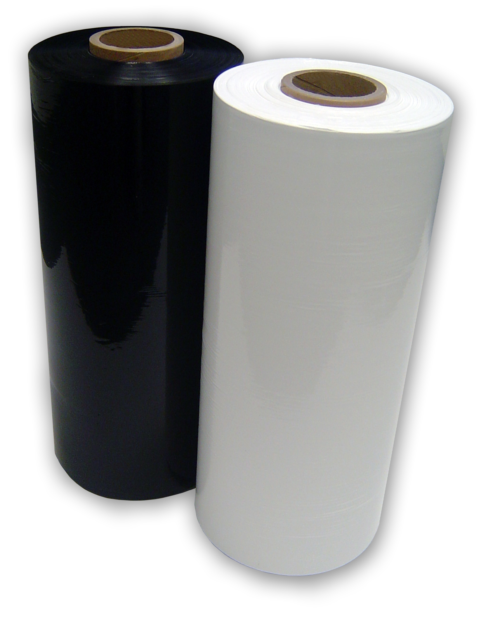 Black and White Opaque Rolls