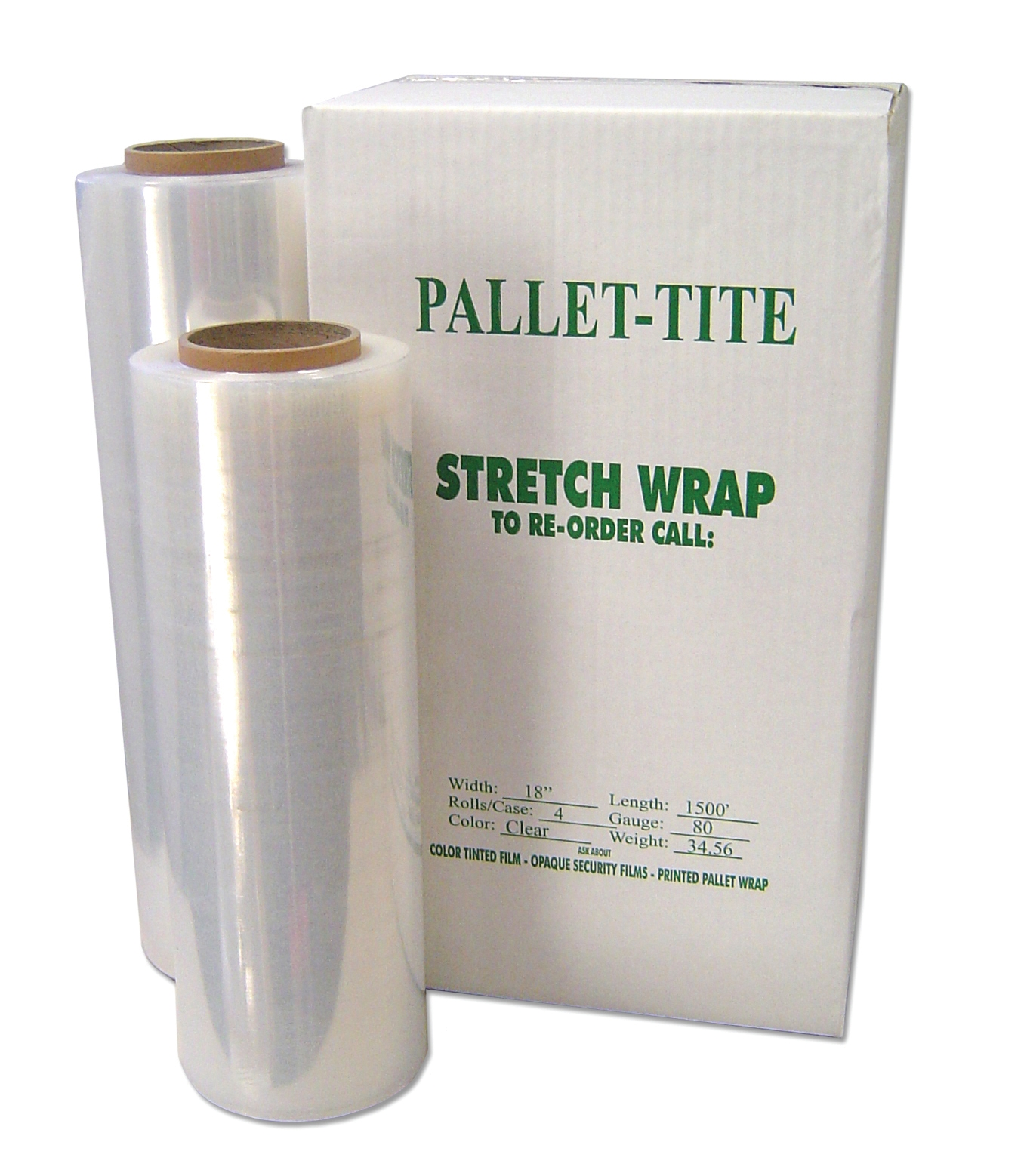 Pallet-Tite Stretch Film