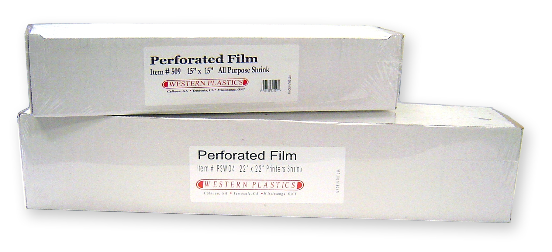 Perforated All Purpose Rolls