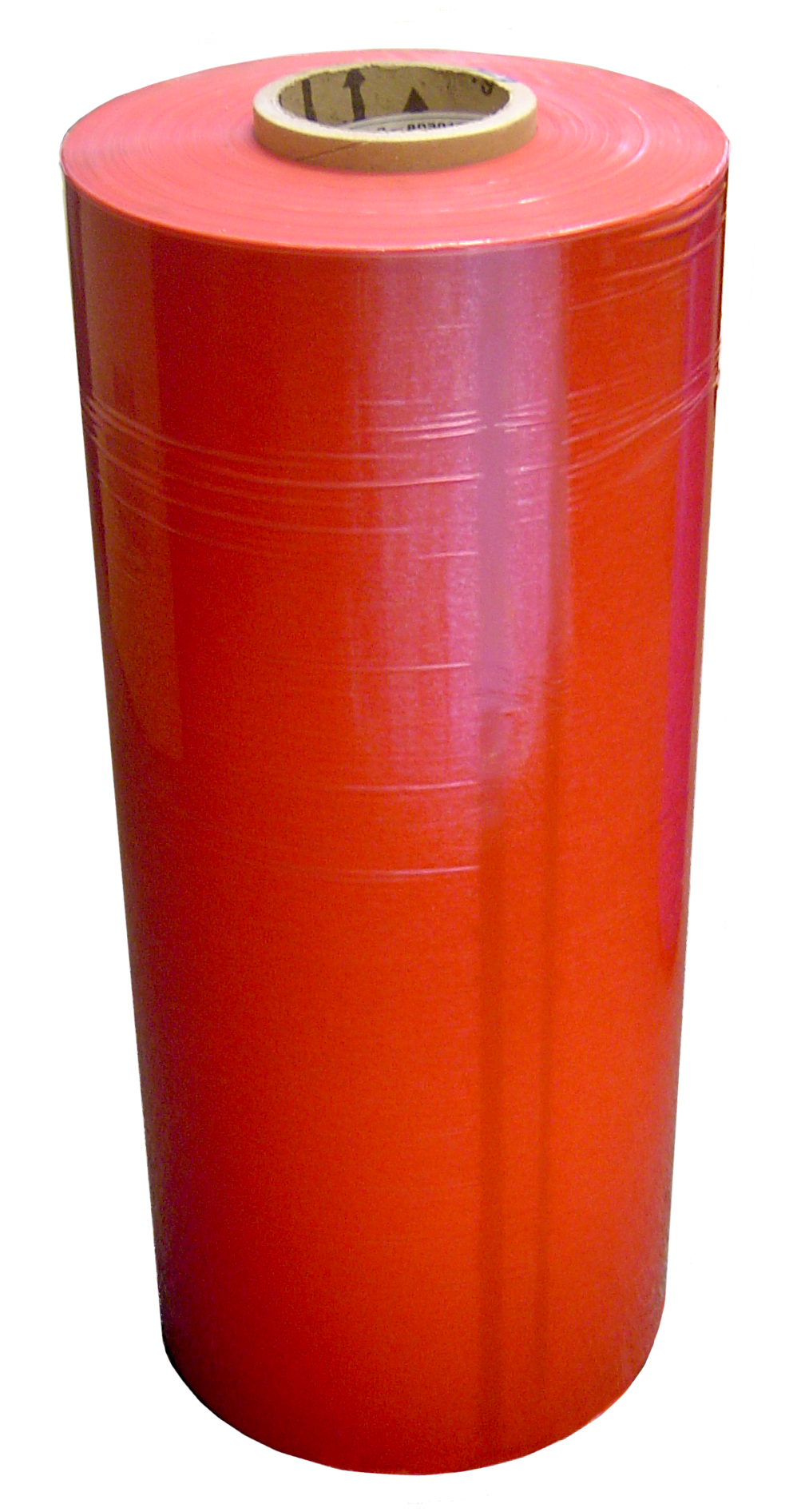 Red Stretch Wrapping Machine Film
