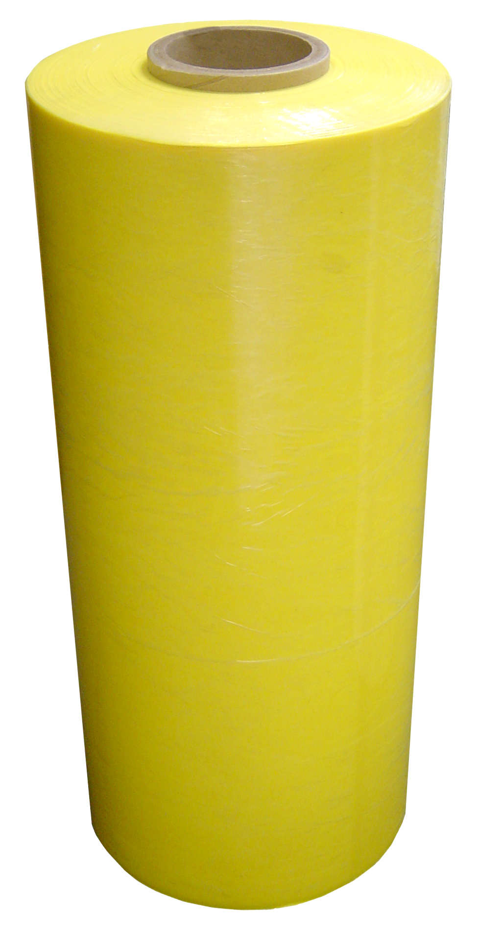 Yellow Machine Grade Stretch Wrap Film